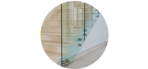 Balustrades Products Aluminium Shopfitters for Stairs Balcony Pool in Gauteng